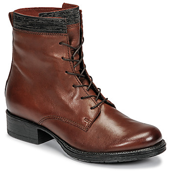 Zapatos Mujer Botas de caña baja Mjus NORTON Marrón