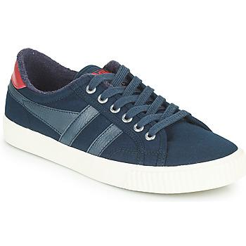 Zapatos Mujer Zapatillas bajas Gola TENNIS MARK COX Azul / Rojo