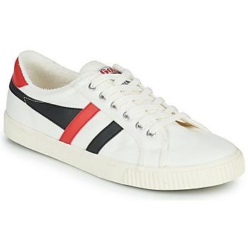Zapatos Hombre Zapatillas bajas Gola TENNIS MARK COX Blanco / Negro / Rojo