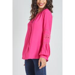 textil Mujer Tops / Blusas La Morena LA-260684 ROSA