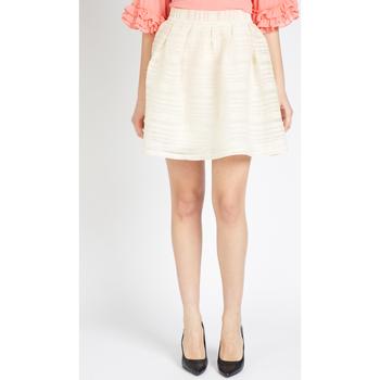 textil Mujer Faldas Love&money 323 BEIGE
