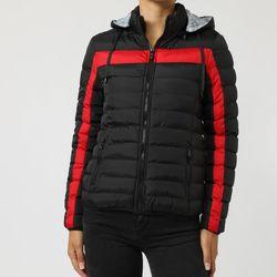 textil Mujer Plumas Gboy 50A316 NEGRO