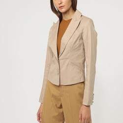 textil Mujer Chaquetas / Americana Sense D5071 BEIGE