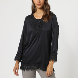 textil Mujer Tops / Blusas Anany AN-230287 AZUL