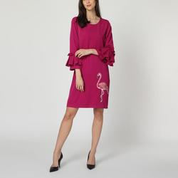 textil Mujer Vestidos cortos Anany AN-260795 VIOLETA