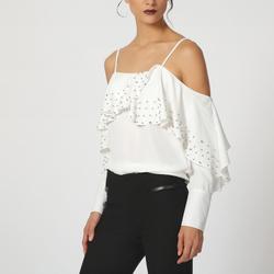 textil Mujer Tops / Blusas La Morena LA-260520 BLANCO