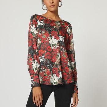 textil Mujer Tops / Blusas La Morena LA-260983 ROJO