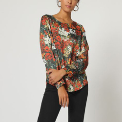 textil Mujer Tops / Blusas La Morena LA-260983 VERDE