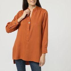 textil Mujer Tops / Blusas La Morena LA-261295 MARRON