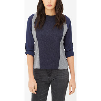 textil Mujer Camisas Sinty SI-130031 AZUL