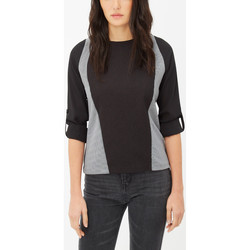textil Mujer Tops / Blusas Sinty SI-130031 NEGRO
