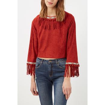 textil Mujer Camisas Sinty SI-260135 NARANJA