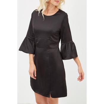 textil Mujer Vestidos cortos Anany AN-190177 NARANJA