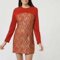 textil Mujer Vestidos cortos Nua Nua NU-150024 VERDE