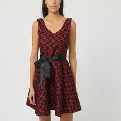 textil Mujer Vestidos cortos La Morena LA-290076 ROJO