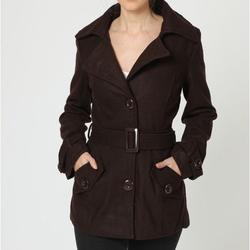 textil Mujer Abrigos Sense XL056 GRIS