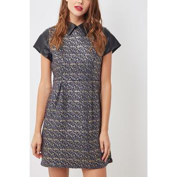 textil Mujer Vestidos cortos Tanna 8524 AZUL