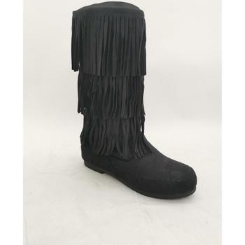 Zapatos Mujer Botas urbanas Banbat HU967 NEGRO