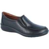 Zapatos Mujer Mocasín Luisetti 0302 NEGRO