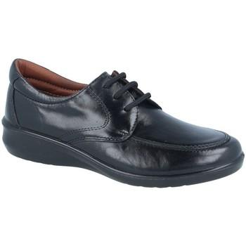 Zapatos Mujer Derbie Luisetti 0303 NEGRO