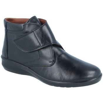 Zapatos Mujer Botas de caña baja Luisetti 0351 NEGRO