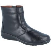 Zapatos Mujer Botas de caña baja Luisetti 0352 NEGRO