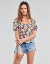 textil Mujer Tops / Blusas Yurban OPEET Blanco / Multiple