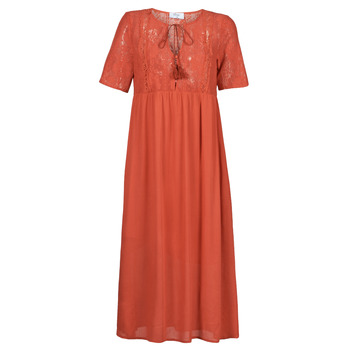 textil Mujer Vestidos largos Betty London ORVILLE Rojizo