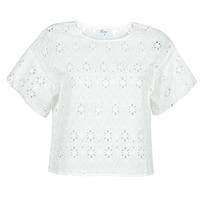 textil Mujer Tops / Blusas Betty London OCHERIE Blanco