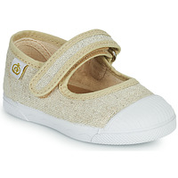 Zapatos Niña Bailarinas-manoletinas Citrouille et Compagnie APSUT Beige