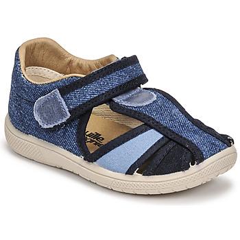 Zapatos Niño Sandalias Citrouille et Compagnie GUNCAL Azul / Jeans