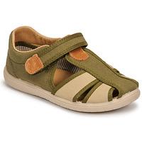 Zapatos Niño Sandalias Citrouille et Compagnie GUNCAL Kaki