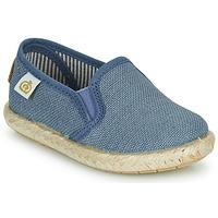 Zapatos Niño Zapatillas bajas Citrouille et Compagnie OSIOUP Azul
