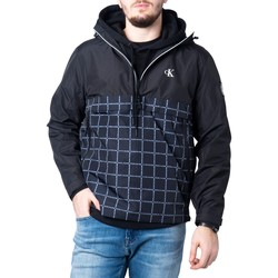 textil Hombre cazadoras Calvin Klein Jeans J30J315688 Nero