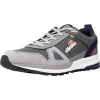 Zapatos Hombre Zapatillas bajas Ellesse EL01M50415 Gris