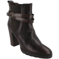 Zapatos Mujer Botines Belset 2535 COBRA Marrón