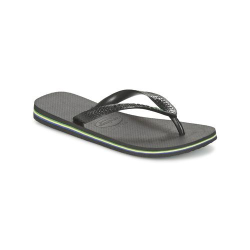 Zapatos Chanclas Havaianas BRASIL Negro