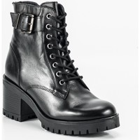 Zapatos Mujer Botines Oxyd WH-174H20 Noir