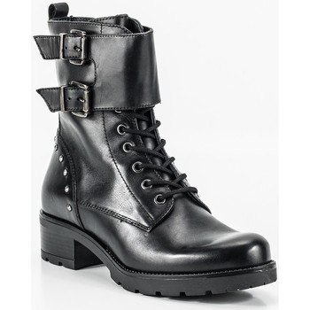 Zapatos Mujer Botines Oxyd WH-169H14 Noir