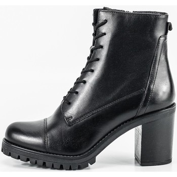 Zapatos Mujer Botines Oxyd WH-238H07 Noir