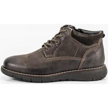 Zapatos Hombre Botas de caña baja Oxyd MH-493H01 Marron