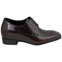 Zapatos Hombre Derbie Zerimar KINGSTON Rojo