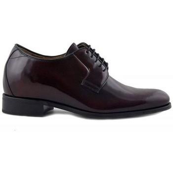 Zapatos Hombre Derbie Zerimar KIGALI Rojo