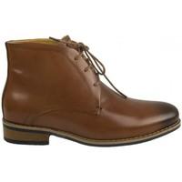 Zapatos Hombre Botas de caña baja Zerimar HARARE Beige