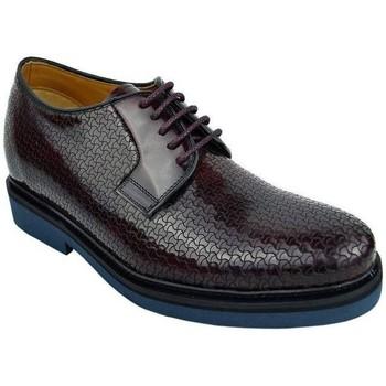 Zapatos Hombre Derbie Zerimar GEORGIA Rojo