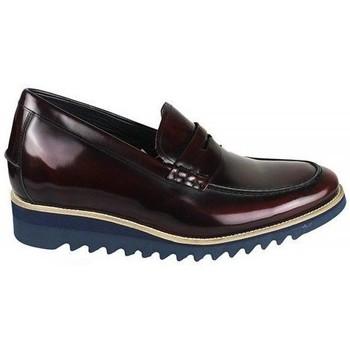 Zapatos Hombre Mocasín Zerimar GABÓN Rojo