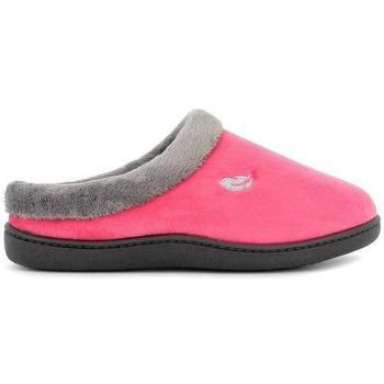 Zapatos Mujer Pantuflas Plumaflex R12230 rosa