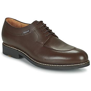 Zapatos Hombre Derbie Pellet Magellan Marrón