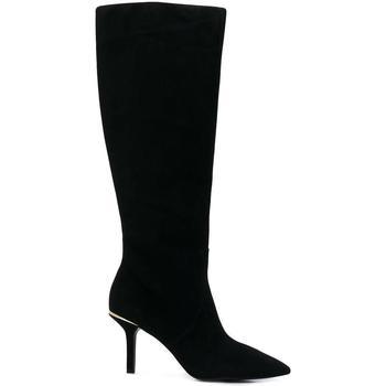 Zapatos Mujer Botas urbanas MICHAEL Michael Kors Vestido Katerina Boots Black