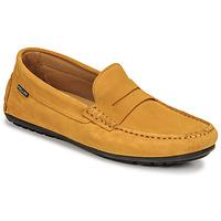 Zapatos Hombre Mocasín Pellet Cador Amarillo